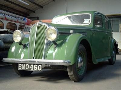 Lot 47-1939 Singer Twelve Super