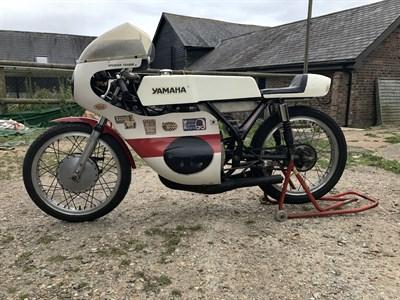 Lot 133-1973 Yamaha 125cc