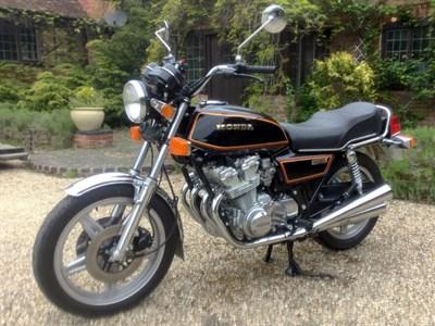 Lot 45-1981 Honda CB750 K2