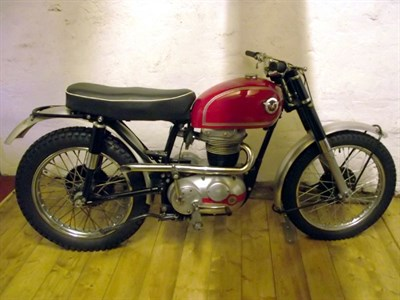 Lot 6-1960 Matchless G2