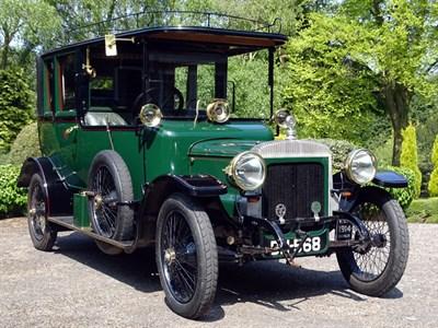 Lot 46 - 1914 Daimler 20hp TW20 Landaulette