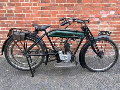 Lot 135-1921 OK Junior