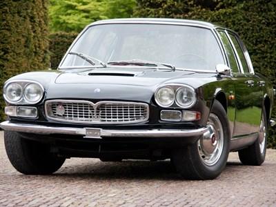 Lot 33-1965 Maserati Quattroporte 4700 Iniezione