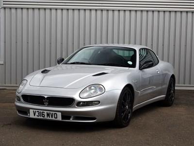 Lot 3-1999 Maserati 3200 GTA
