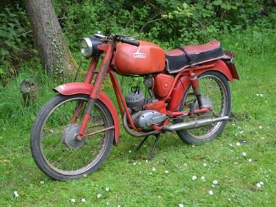 Lot 10-1960 Garelli 70