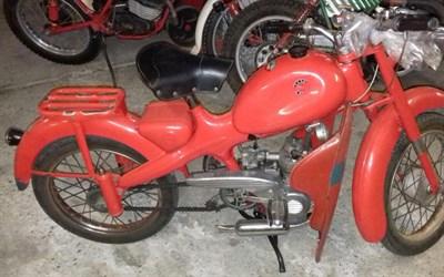Lot 11-1961 Motom 50