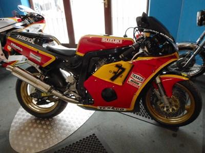 Lot 41-1990 Suzuki GSX-R400
