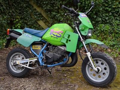 Lot 57-1998 Kawasaki KS1