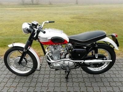 Lot 81-1959 Triumph TR6