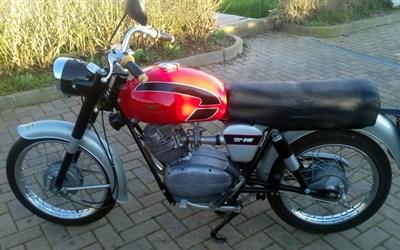 Lot 91-1962 Moto Guzzi Stornello