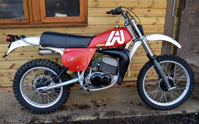 Lot 96-1978 Aprilia RS125