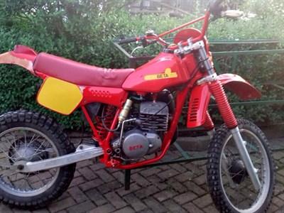 Lot 104-1980 Beta 250 GS