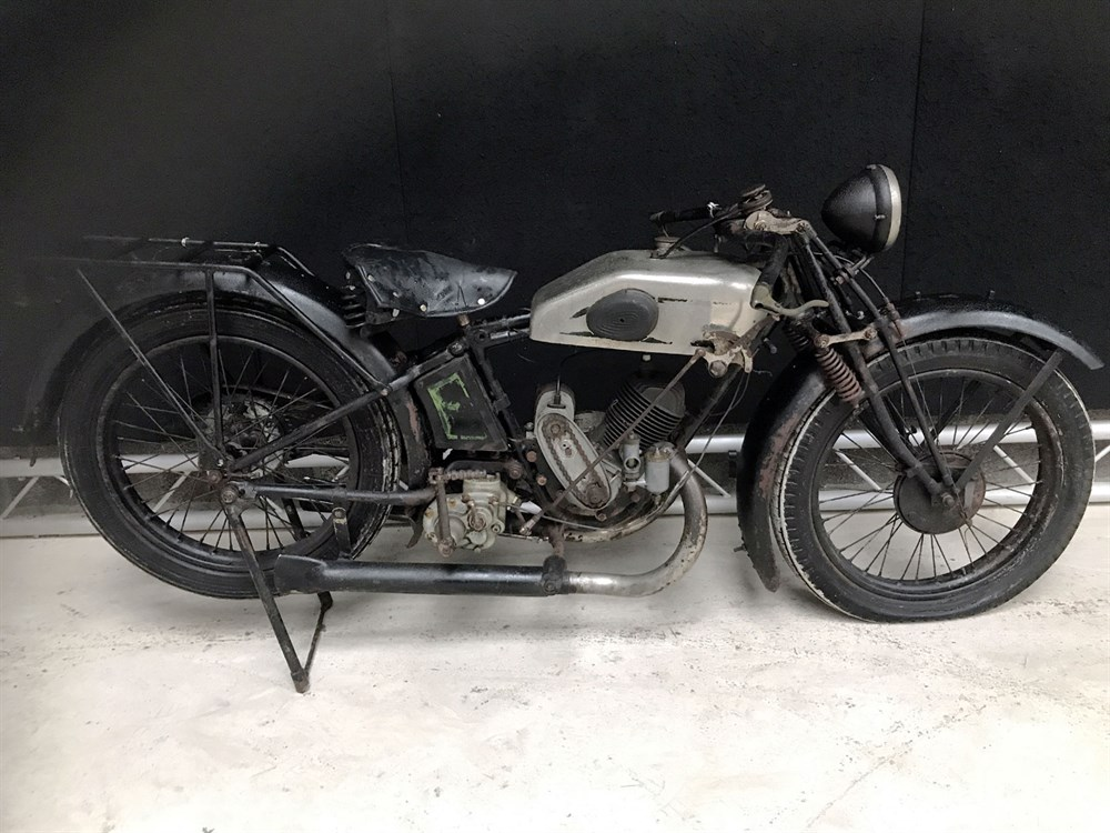 Lot 27 - 1929 Magnat-Debon 250cc