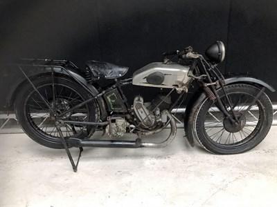 Lot 27-1929 Magnat-Debon 250cc