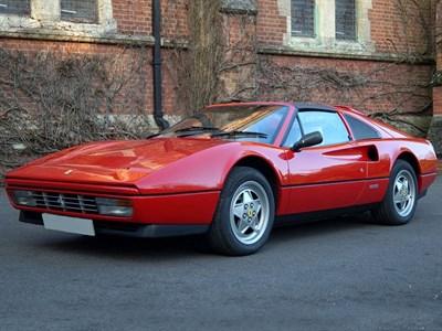 Lot 30-1989 Ferrari 328 GTS