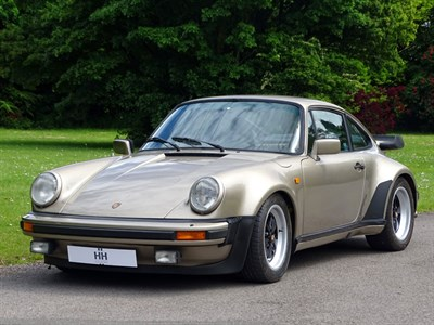 Lot 32-1982 Porsche 911 Turbo