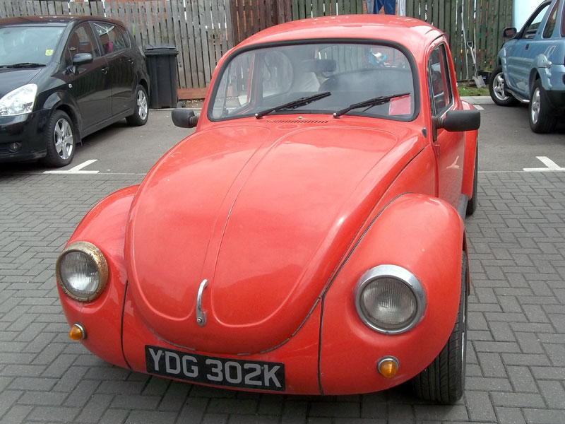 Lot 66-1971 Volkswagen Beetle 1302 S