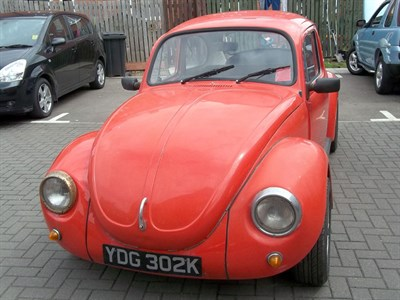 Lot 66-1971 Volkswagen Beetle 1302 S