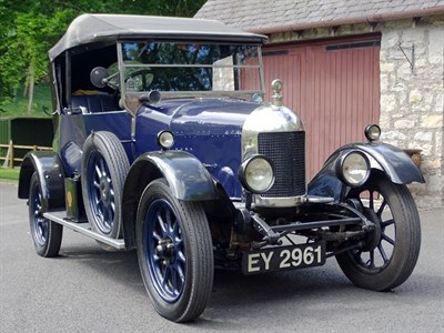 Lot 8-1926 Morris Cowley 'Bullnose' Tourer