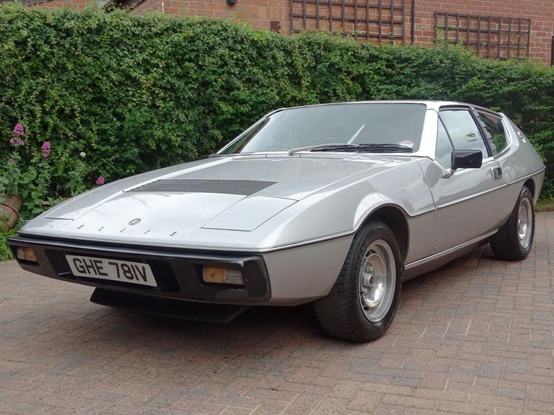 Lot 2-1979 Lotus Elite
