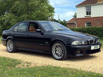Lot 58 - 2000 BMW M5