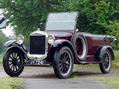 Lot 94-1926 Ford Model T Tourer