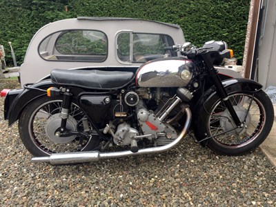 Lot 95 - 1962 Panther Model 120 Combination