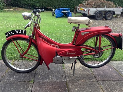 Lot 91 - 1968 Raleigh Runabout