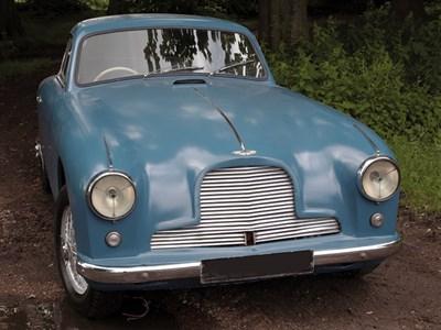 Lot 98-1955 Aston Martin DB2/4 2.9 Litre Saloon
