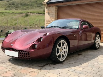 Lot 96-2000 TVR Tuscan Speed Six