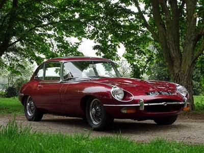 Lot 63-1970 Jaguar E-Type 4.2 2+2