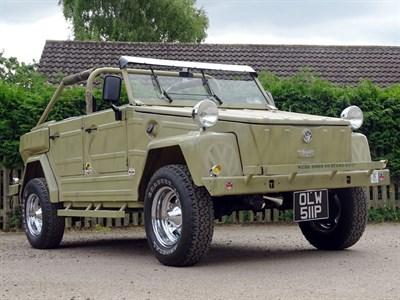 Lot 86 - 1975 Volkswagen Trekker 182