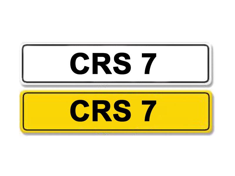 Lot 2-Registration Number CRS 7