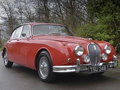 Lot 107-1960 Jaguar MK II 3.8 Litre