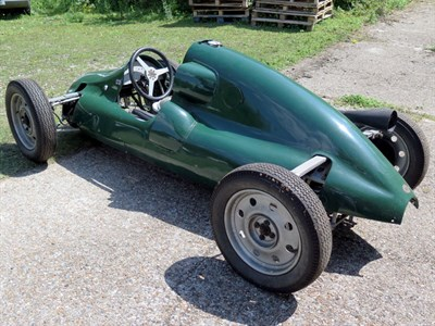Lot 26-c.1950s Formula Three-Style 500cc Single-Seater