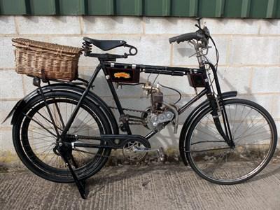 Lot 59-1913 J.E.S. Model A