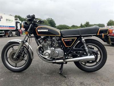 Lot 89 - 1979 Suzuki GS550E