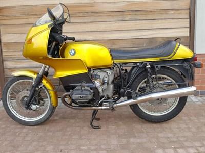 Lot 88 - 1976 BMW R100RS