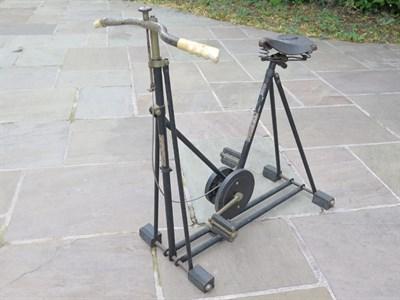 Lot 1 - c.1920 Vitabike Exercise Bike