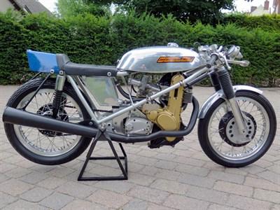 Lot 57 - 1962 Seeley G50 MK4