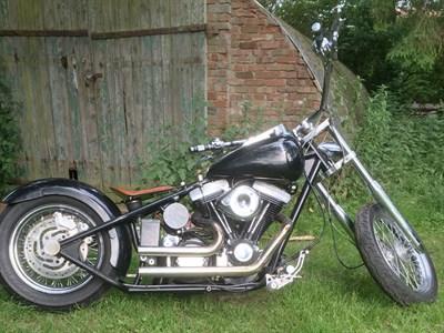 Lot 40 - 2001 Harley Davidson Custom