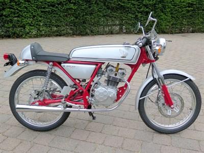 Lot 59 - 1997 Honda Dream 50