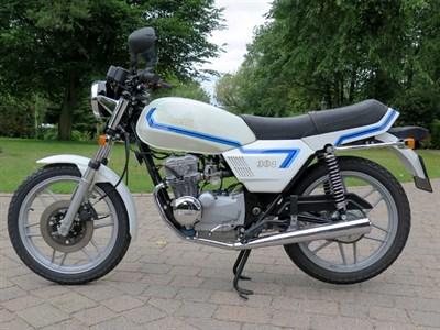 Lot 26 - 1989 Benelli 304