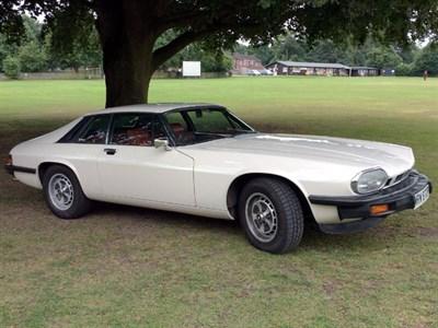 Lot 30-1975 Jaguar XJ-S 5.3