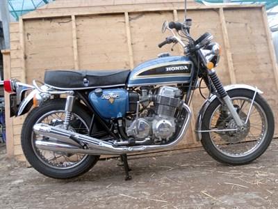 Lot 14 - 1974 Honda CB750 K5
