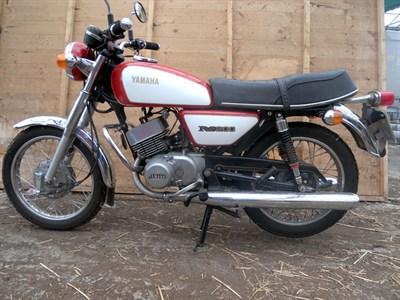 Lot 84 - 1980 Yamaha RS200
