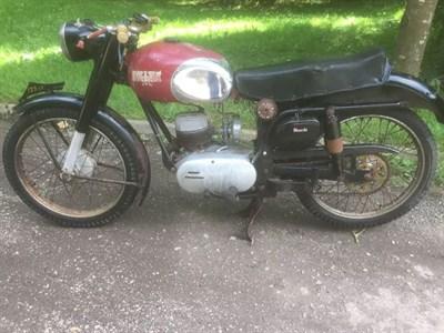 Lot 27 - 1961 Bianchi Mendola