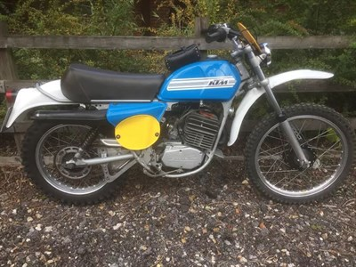 Lot 42 - 1975 KTM 125 GS