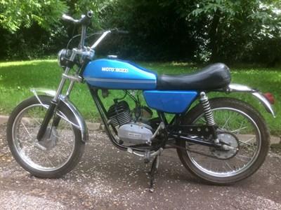Lot 76 - 1974 Moto Guzzi Nibbio
