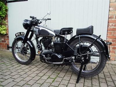 Lot 30 - 1948 Norton Model 18